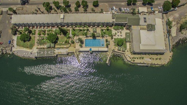 Ron Beach Hotel Tiberias
